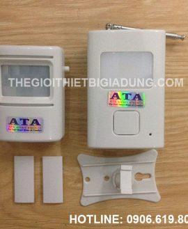 Báo trộm báo khách không dây đa năng cao cấp ATA AT-226