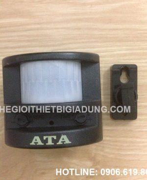 Báo trộm hồng ngoại độc lập ATA AT-06C (6 kiểu chuông)