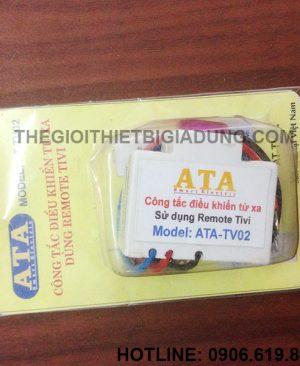Hạt điều khiển từ xa sóng hồng ngoại remote tivi ATA AT-TV02