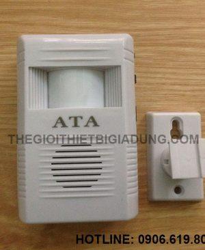 Máy báo khách báo trộm không dây độc lập ATA AT-118