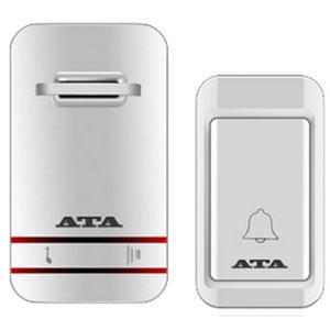 Chuông cửa không dây không dùng pin cao cấp ATA AT-919