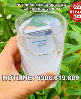 Chuông cửa không dây không dùng pin cao cấp ATA AT-915