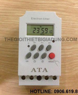 Công tắc hẹn giờ điện tử công suất lớn ATA AT-17 bật tắt tự động giá rẻ