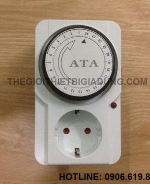 Ổ cắm hẹn giờ cơ ATA AT-24A