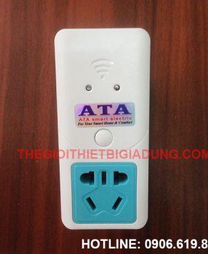 Ổ cắm wifi điều khiển từ xa bằng điện thoại qua internet AT-MINI