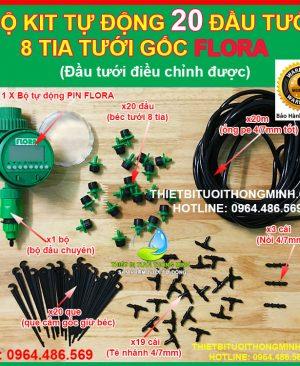 bo-kit-tu-dong-20-dau-tuoi-nho-giot-8-tia-flora